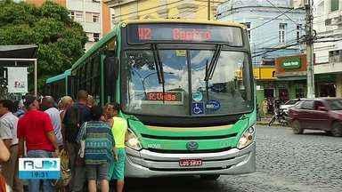 Empresa de ônibus de Nova Friburgo, RJ, pede reajuste de preço das passagens na Justiça - Assista a seguir.