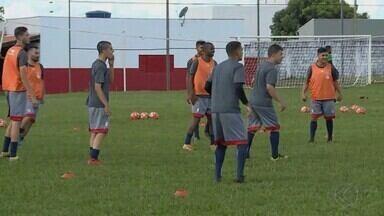 Com agenda cheia, Uberaba Sport segue preparação para o Módulo 2 do Mineiro - Colorado tem três testes pela frente na pré-temporada