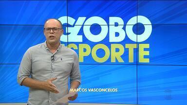 Globo Esporte CG: confira a íntegra do Globo Esporte desta sexta-feira (11.01.19) - Marcos Vasconcelos aborda as últimas notícias do esporte da Paraíba