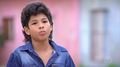 Conheça a história de Alex Novais - Menino é de Campinas e tem 11 anos
