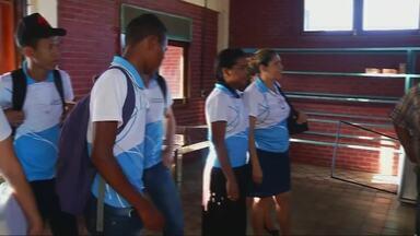 Veja como funciona a fábrica escola de processamento de cana de açúcar do Cariri - Confira mais notícias em g1.com.br/ce