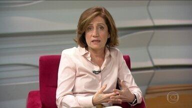 Miriam Leitão comenta sobre diretora da Funai demitida que continua trabalhando - Comentarista fala dos estragos no governo por ruídos na comunicação