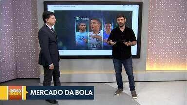 Central do mercado - Uruguaio Martín Cáceres é oferecido ao Flamengo. Fluminense continua negociação com Ganso.