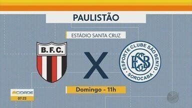 Seis times da região de Ribeirão Preto estreiam no Campeonato Paulista 2019 - Equipes jogarão pelas Séries A1, A2 e A3.