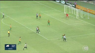 Ceará vence o Sampaio Corrêa na Copa do Nordeste - Ceará vence o Sampaio Corrêa na Copa do Nordeste