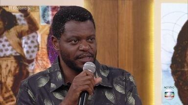 Bukassa Kabengele fala sobre seu personagem em 'Malhação' - Ator comenta a relação entre Marcelo e sua filha Dandara na novelinha