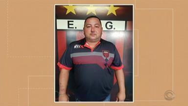 Diretor de futebol do Guarani de Venâncio Aires é morto a tiros em assalto - Assista ao vídeo.