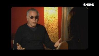 Nelson Motta, o 'ator' de documentários