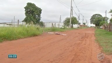 Polícia investiga assassinato motivado pela disputa de facções criminosas na capital de MS - Corpo de homem de 42 anos foi encontrado com sinais de tortura