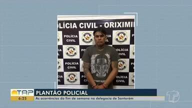 Veja o giro com as notícias da área policial desta segunda no Bom Dia Tapajós - Confira as principais notícias da área policial desta segunda (21).