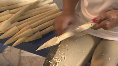 Reveja: Moradores de distrito parcialmente destruído por lama vivem da produção artesanal - Gesteira é um distrito de Barra Longa, uma das cidades mineiras atingidas pelo desastre de Mariana.