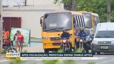 Prefeitura de Manauas assina contrato de autorização para transportes coletivos - Com isso, modais agora fazem parte do sistema de transporte da capital.