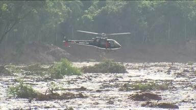 Boletim: Bombeiros confirmam 34 mortos em tragédia em Brumadinho - De acordo com o Corpo de Bombeiros, são 81 desabrigados e 23 encaminhados a hospitais.