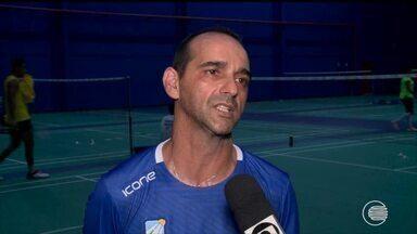 Equipe Brasileira de Badminton ganha reforço estrangeiro na preparação para jogos de Lima - Equipe Brasileira de Badminton ganha reforço estrangeiro na preparação para jogos de Lima