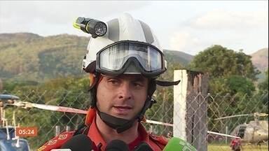 Israelenses que ajudavam em resgates em Brumadinho deixarão o Brasil nesta quinta - Informações são do porta-voz da Presidência da República.