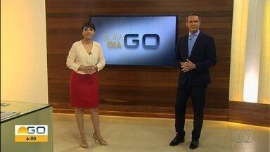 Confira os destaques do Bom Dia Goiás desta quinta-feira (31) - Publicado o edital para o Programa Bombeiro Mirim em Goiás; veja como participar.