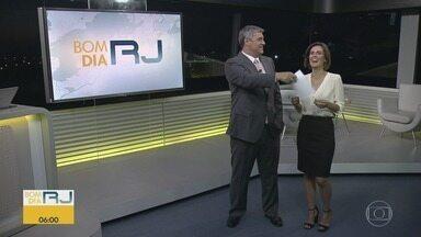 Bom Dia RJ - Edição de quinta-feira, 31/01/2019 - As primeiras notícias do Rio de Janeiro, apresentadas por Flávio Fachel, com prestação de serviço, boletins de trânsito e previsão do tempo.