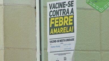Mogi das Cruzes vacina contra a febre amarela - Quem vai viajar para locais com casos da doença não pode esquecer de se imunizar.