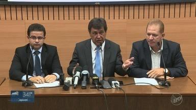 CP contra Jonas suspende sessão após ex-diretor de Saúde faltar a depoimento - Vereador denuncia prefeito e outros investigados ao MP por obstrução de justiça e coação; sessão ocorreria na manhã desta quinta-feira (31).