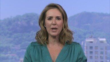 RJ1 - Edição de quinta-feira, 31/01/2019 - O telejornal, apresentado por Mariana Gross, exibe as principais notícias do Rio, com prestação de serviço e previsão do tempo.
