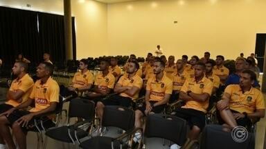 Com novidades, Sorocaba Futsal apresenta elenco para a temporada 2019 - Essa semana o Sorocaba Futsal apresentou o elenco, que vem cheio de mudanças para a temporada. São 10 novidades no total.