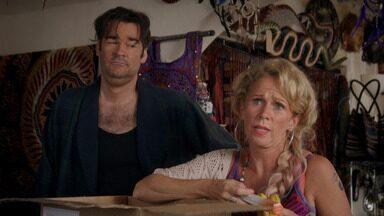 Episódio 2 - Andy e Lance conseguem permissão para explorar a propriedade do Bishop. Eles percebem que Bishop está louco e dão de cara com outro grupo de arqueólogos no local.