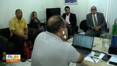 Grupo criado para fiscalizar barragens em Alagoas faz primeira reunião - Equipe se reuniu nesta quinta-feira (31), para estabelecer plano.