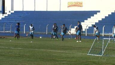 CSA foca em último treino antes do jogo contra o Murici no Rei Pelé - Partida será na noite desta quinta-feira (31).