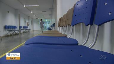 Pacientes do SUS esperam resultados de exames desde novembro em hospital de Canoas - Motivo do atraso foi por problemas no laboratório do hospital.