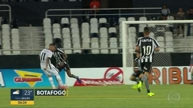 Botafogo perde para Resende: 1x0 - Time continua sem conseguir vencer depois de quatro jogos no Campeonato Carioca.