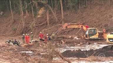 Já chega a 110 o número de mortes confirmadas na tragédia de Brumadinho - E no oitavo dia de buscas, mais de 200 pessoas continuam desaparecidas.