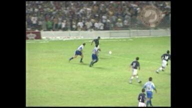 Memória Pai d'Égua relembra os gols de Marcelo Passos no Re-Pa de 1999 - Vitória do Remo por 2 a 1 diante do Paysandu aconteceu no dia 17 de outubro de 1999, pela Série B do Brasileiro