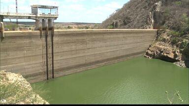 Veja um panorama das barragens da Paraíba - Reportagem mostra como está a situação das barragens daqui.