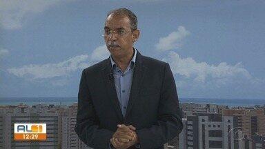 Secrecretário fala em entrevista sobre atuação dos guardas municipais no Centro de Maceió - Secretário Municipal de Segurança Comunitária e Convívio Social, Coronel Ivo Berto, esclarece o assunto.