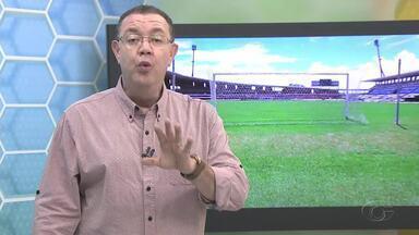 Estádio Rei Pelé passa por ajustes para melhor atender ao público - Confira a reportagem.