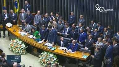 Congresso Nacional volta ao trabalho com seis deputados da região de Campinas eleitos - Dos candidatos eleitos, 270 foram reeleitos e 243 ocupam a cadeira pela primeira vez.