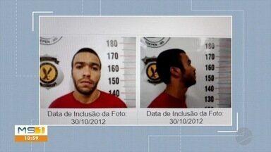 Açougue é assaltado no bairro São Jorge da Lagoa, em Campo Grande - Um dos suspeitos foi detido pelo comerciante e moradores.