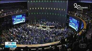 Representantes do Tocantins no Congresso Nacional tomam posse em Brasília - Representantes do Tocantins no Congresso Nacional tomam posse em Brasília