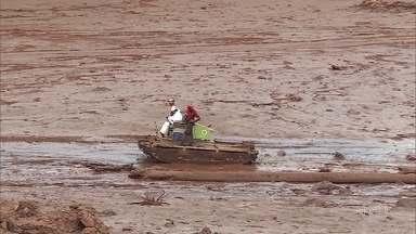 Número de mortes confirmadas sobe para 121; 205 estão desaparecidos em Brumadinho - Neste domingo, soldados da Força Nacional reforçaram as buscas pelos desaparecidos na tragédia da barragem da Mina do Feijão, em Brumadinho.