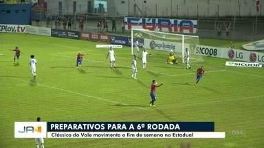 Times se preparam para disputar a sexta rodada do Campeonato Catarinense - Times se preparam para disputar a sexta rodada do Campeonato Catarinense