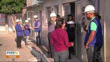 Obras do 'Projeto de Saneamento Ambiental' tem início em Belo Jardim - Projeto foi anunciado em 2013, mas as obras só começaram nesse ano.
