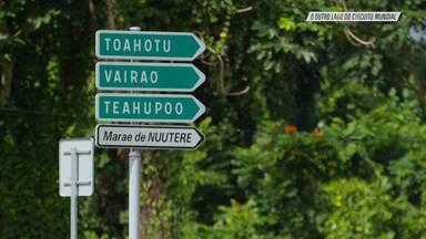 Destinos Dos Sonhos: Indonésia E Taiti