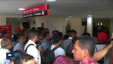 Quadrilha aplicava golpe do falso emprego é denunciada - Eles ofereciam falsas vagas na construção civil em Portugal e Miami.