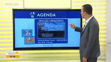 Agenda: confira os eventos que acontecem nesta terça (5) - Veja na agenda de verão.