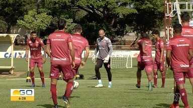 Confira os destaques do Globo Esporte - Meia Elias deve ser novidade no Vila Nova para jogo contra o Goianésia.