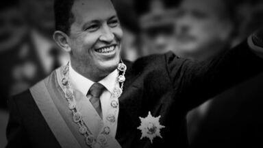 Os 20 anos da posse de Hugo Chávez