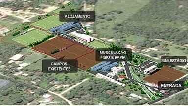 Saiba mais sobre o Ninho do Urubu, centro de treinamento do Flamengo - O terreno pertence ao Flamengo desde 1984, mas só em 2010 com instalações provisórias, começou a ser utilizada para o treinamento pelo time profissional. O centro de treinamento também é utilizado pelas categorias de base.