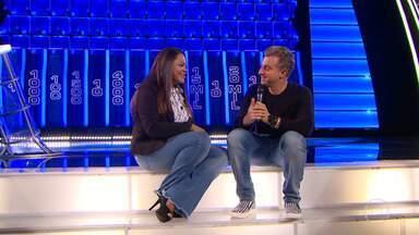 Mara tenta ganhar mais dinheiro para projeto social no 'The Wall' - Sergio segue tentando responder as perguntas