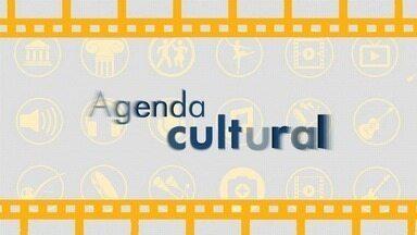 Confira a 'Agenda Cultural' para este fim de semana - Lays Rocha apresenta os detalhes.