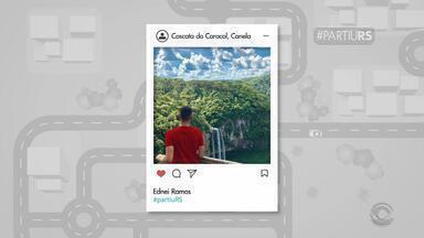 #PartiuRS: telespectadores enviam fotos em pontos turísticos do estado - Assista ao vídeo.